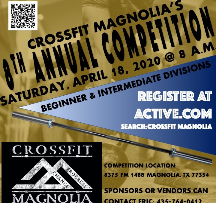 8th Annual Competition